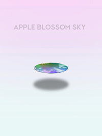 Apple Blossom Sky. Something smells bad. An older woman who not owning her data makes the tiniest act of resistance with global consequences.